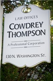 Cowdrey Thompson, P.C.