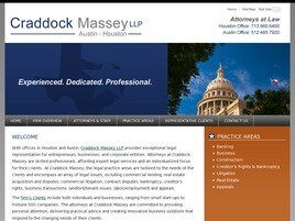 Craddock Massey LLP ( Houston,  TX )
