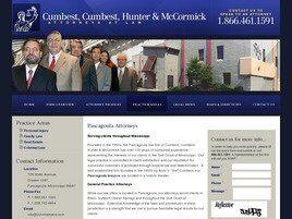 Cumbest, Cumbest, Hunter & McCormick, P.A. (Pascagoula, Mississippi)