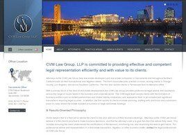 CVM Law Group, LLP ( Sacramento,  CA )