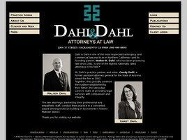 Dahl Law, Attorneys at Law (Sacramento,  CA)