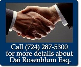 Dai Rosenblum Attorney and Counselor of Law (Butler,  PA)