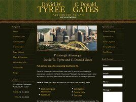 David W. Tyree, Attorney at Law (Pittsburgh,  PA)