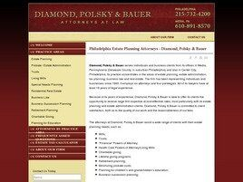 Diamond, Polsky & Bauer PC (Philadelphia, Pennsylvania)