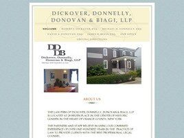 Dickover, Donnelly & Donovan, LLP ( Goshen,  NY )