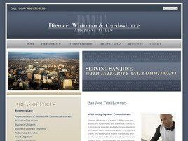 Diemer, Whitman & Cardosi, LLP(San Jose, California)
