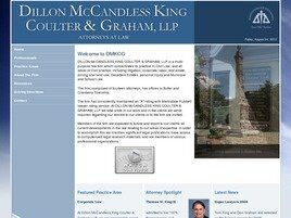 Dillon McCandless King Coulter & Graham L.L.P. ( Butler,  PA )