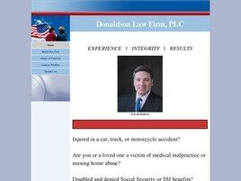 Donaldson Law Firm, PLC ( Marion,  AR )
