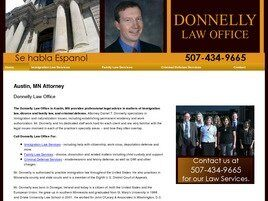 Donnelly Law Office (Austin, Minnesota)
