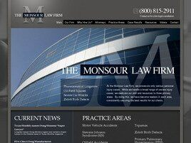 Monsour Law Firm ( Marshall,  TX )