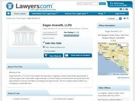 Eagan Avenatti, LLP(Newport Beach, California)