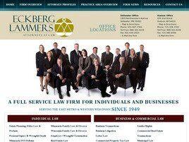 Eckberg, Lammers, Briggs Wolff & Vierling, P.L.L.P. (Stillwater, Minnesota)