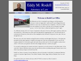 Eddy M. Rodell Attorney at Law(Lincoln, Nebraska)