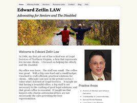 Edward Zetlin Law (Falls Church,  VA)