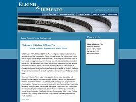 Elkind & DiMento, P.A. (Gloucester Co.,   NJ )