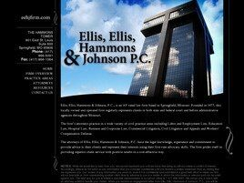 Ellis, Ellis, Hammons & Johnson, P.C. (Springfield, Missouri)