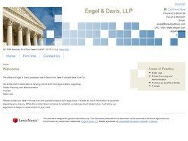 Engel & Davis, LLP ( New York,  NY )