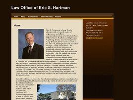 Eric S. Hartman (Huntington Beach,  CA)