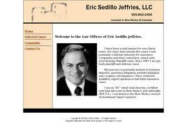 Eric Sedillo Jeffries, LLC ( Albuquerque,  NM )