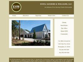 Sanders & Williams, LLC ( Birmingham,  AL )