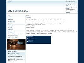 Esty & Buckmir, LLC (Ansonia,  CT)
