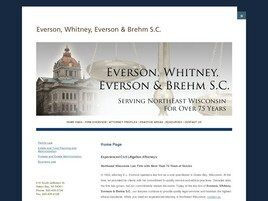 Everson, Whitney, Everson & Brehm S.C. (Green Bay,  WI)