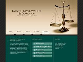 Fauver, Keyse-Walker & Donovan A Legal Professional Association (Amherst,  OH)