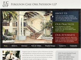Ferguson Case Orr Paterson LLP (Ventura, California)