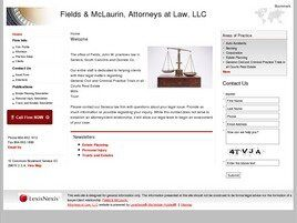 Fields & McLaurin, Attorneys at Law, LLC ( Seneca,  SC )
