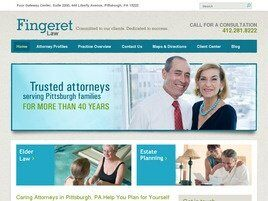 Fingeret Law (Pittsburgh,  PA)