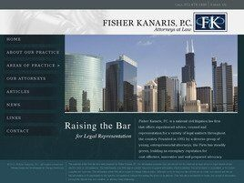 Fisher Kanaris, P.C. (Chicago,  IL)