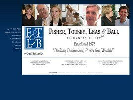 Fisher, Tousey, Leas & Ball, P.A.(Jacksonville, Florida)
