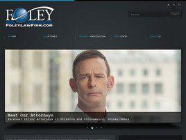 Foley Law Firm (Stroudsburg, Pennsylvania)