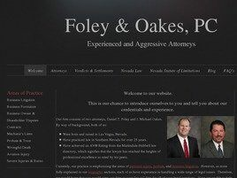 Foley & Oakes, PC ( Pahrump,  NV )