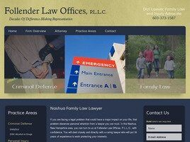 Follender Law Offices, PLLC (Amherst,  NH)