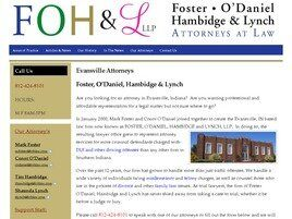 Foster, O'Daniel, Hambidge & Lynch, LLP ( Princeton,  IN )