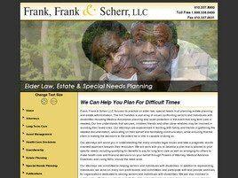 Frank, Frank & Scherr, LLC (Lutherville, Maryland)
