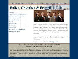 Fuller, Chlouber & Frizzell, L.L.P. (Oklahoma City,  OK)