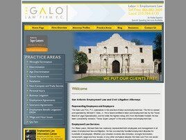 Galo Law Firm, P.C. (San Antonio,  TX)