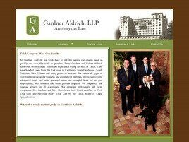 Aldrich, PLLC (Fort Worth,  TX)