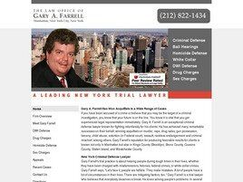 Gary A. Farrell(New York, New York)