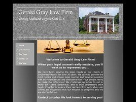 Gerald Gray Law Firm A Professional Corporation ( Clintwood,  VA )