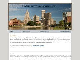 Gerstenblatt Law Offices, Ltd. (Warwick,  RI)