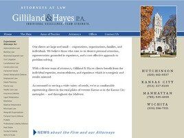 Gilliland & Hayes, LLC (Sedgwick Co.,   KS )