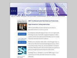 Gilmartin Magence LLP (Boston, Massachusetts)