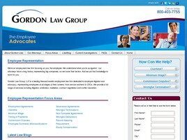 Gordon Law Group, LLP ( Cambridge,  MA )