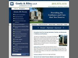 Grady & Riley, L.L.P. ( Waterbury,  CT )