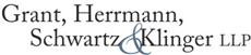 Grant, Herrmann, Schwartz & Klinger LLP (New York, New York)