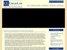 Greak Law (Lubbock,  TX)