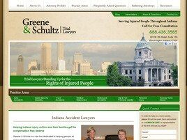 Greene & Schultz Trial Lawyers ( Columbus,  IN )